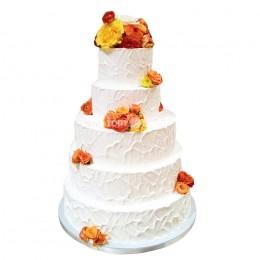 Торт свадебный 80