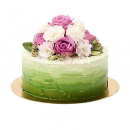 Торт свадебный 81