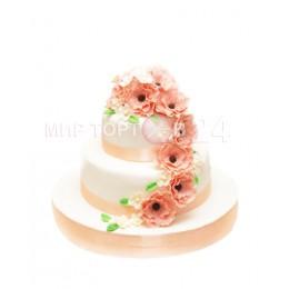 Торт свадебный 82
