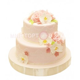 Торт свадебный 83