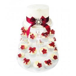 Торт свадебный 87