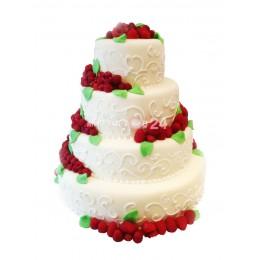 Торт свадебный 93