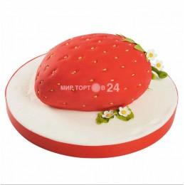 Торт праздничный клубника
