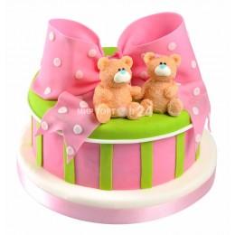Торт детский Мишки 1