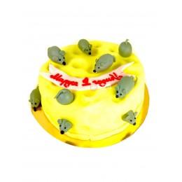 Торт детский Мышки