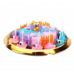 Торт детский Совы