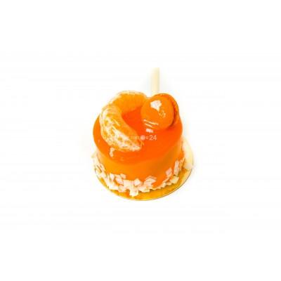 Радуйте себя и близких вкусным пирожным Кремчиз оранж