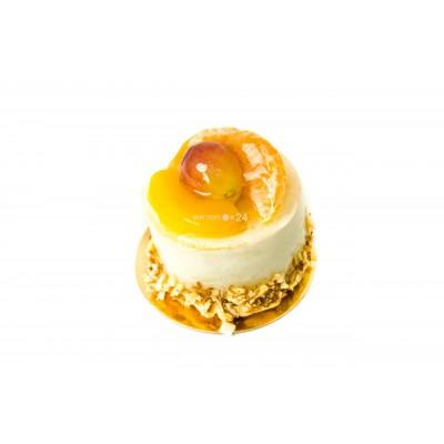 Радуйте себя и близких вкусным пирожным Кремчиз с фруктами