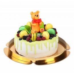 Торт детский Мишка 2