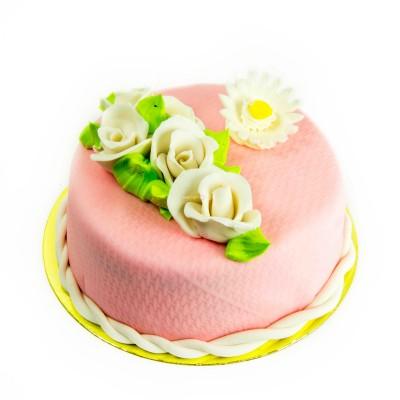 Порадуйте себя и близких вкусным тортом Марципан 1