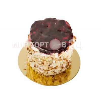 Радуйте себя и близких вкусным пирожным Творожно-ягодная шарлотка