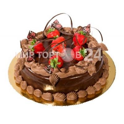 Порадуйте себя и близких вкусным тортом САХАРКЕЙК КЛУБНИКА