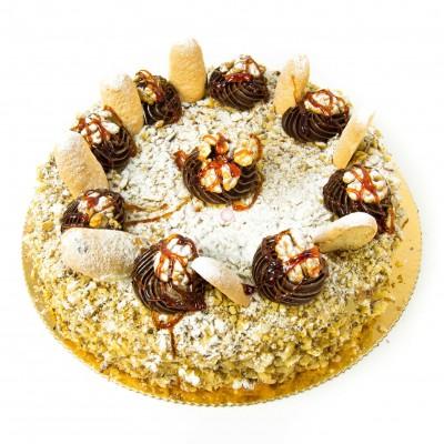 Порадуйте себя и близких вкусным тортом Медовый