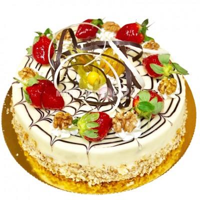 Порадуйте себя и близких вкусным тортом Эстерхази