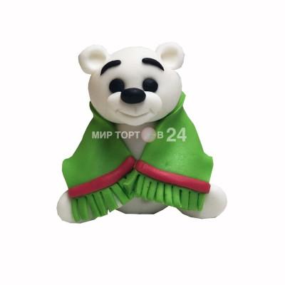 Заказать Фигурка Мишки с шарфом