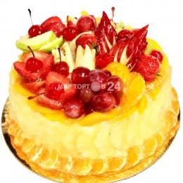 Торт  Фруктовый рай 2