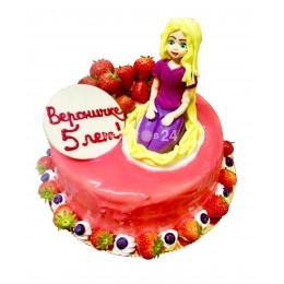 Торт детский для девочек