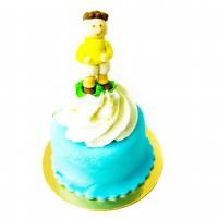 Пирожное Детское для мальчика