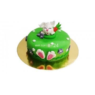 Торт детский Зайка
