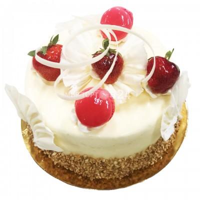 Порадуйте себя и близких вкусным тортом Форебланш праздничный
