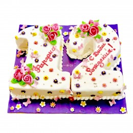 Торт детский на 12 летие