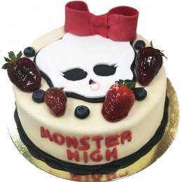 Торт детский Монстер Хай