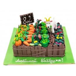 Торт на юбилей бабуле