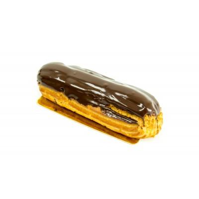 Радуйте себя и близких вкусным пирожным Эклер шоколадный