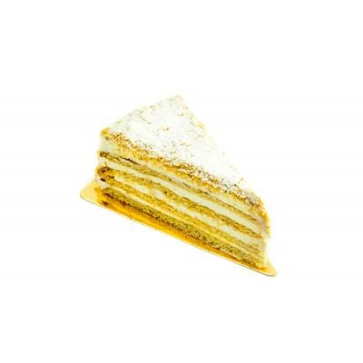 Радуйте себя и близких вкусным пирожным Медовое