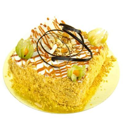 Порадуйте себя и близких вкусным тортом Мильфей
