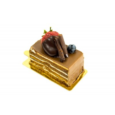 Радуйте себя и близких вкусным пирожным Наполеон с клубникой