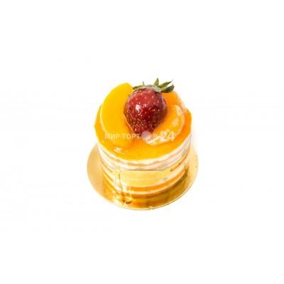 Радуйте себя и близких вкусным пирожным Мусс Апельсин