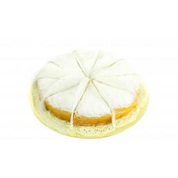 Торт-пирог ассорти( яблоко, вишня, творог, чернослив, лимон)