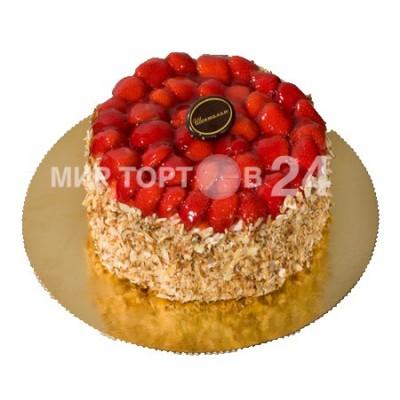 Порадуйте себя и близких вкусным тортом Наполеон с клубникой