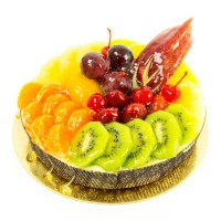 Тарт фруктовый